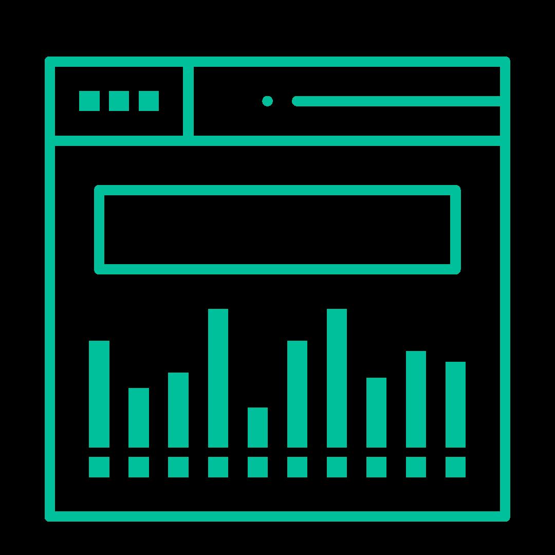 Data Web verde